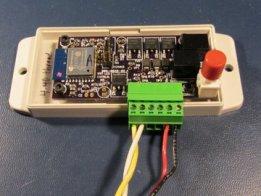 Under Cabinet LED Lighting Controller