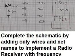 4R4C - FPGA Radio Challenge