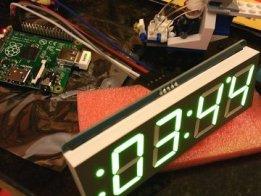 Hack-Ready Alarm Clock