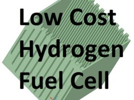 Low Cost Hydrogen Fuel Cell