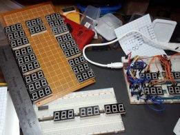 Seven Segment Sudoku