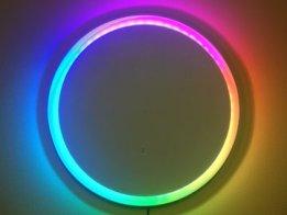 Iris Clock