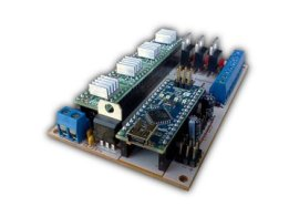 SinapTec AT328.02 is a 3D FDM printer controller