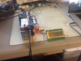 Rubidium Disciplined Real Time Clock