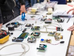 Electronics for Education Initiative