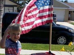 FLAG-BOT is Patribotic!