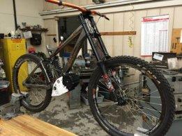 The ERB (Electric Rescue Bike)