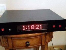 GPS+Atomic clock build