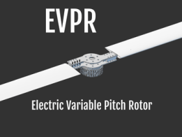 EVPR: Electric Variable Pitch Rotor