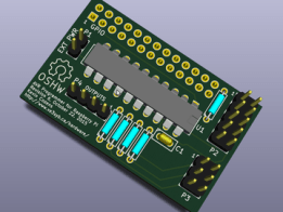 AVR Programmer for Raspberry Pi