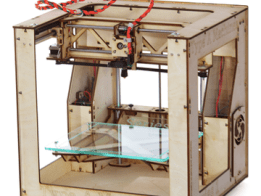 FDM to DLP 3D Printer