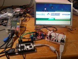 HDMI to LVDS panel converter