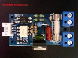 ESP8266 WIFI Mains Power Dimmer / Switch
