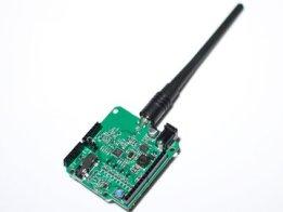 HamShield: VHF/UHF transceiver for Arduino
