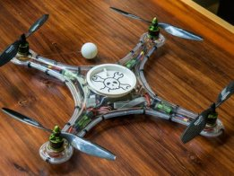 Hiro 450mm Quadcopter Build