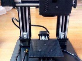 F1 Modular DIY 3D printer SET setup