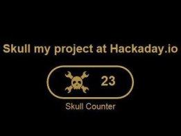 Skull Counter using API