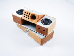 Lighty - world's first robotic pico projector