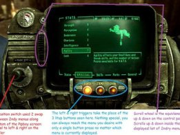 Functional Pipboy controller for Fallout