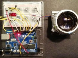 TTL exposure meter for the Canon P rangefinder