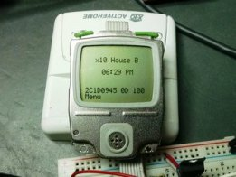 A simple x10 *gasp* programmable timer