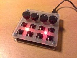Pro Trinket USB Keyboard