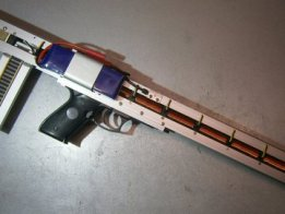 Gauss rifle v2.0