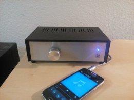 Mini Hi-Fi Power Amplifier