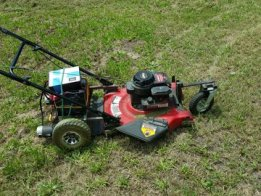 OverKill RC Lawn Mower