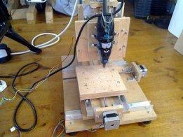 Desktop CNC Mill