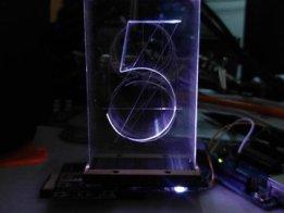"""Lixie"", an LED alternative to the Nixie Tube"