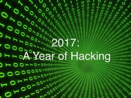 2017: A Year of Hacking