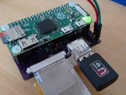 Raspberry Pi Zero Breakout