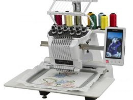 Open Source Embroidery Machine