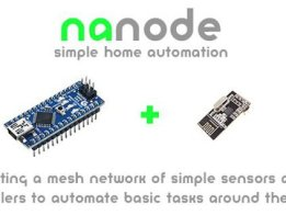 Home automation using RF mesh network and arduino