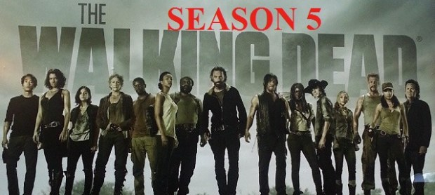 "The Walking Dead"" Season 5 Netflix Release Date, Spoilers: First ..."