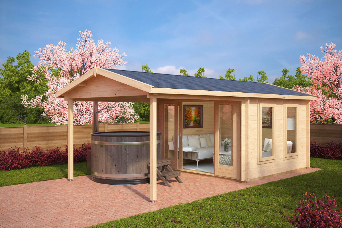 Gartenhaus Outdoor Küche : Outdoorküche aus alten backsteinen karin urban naturalstyle