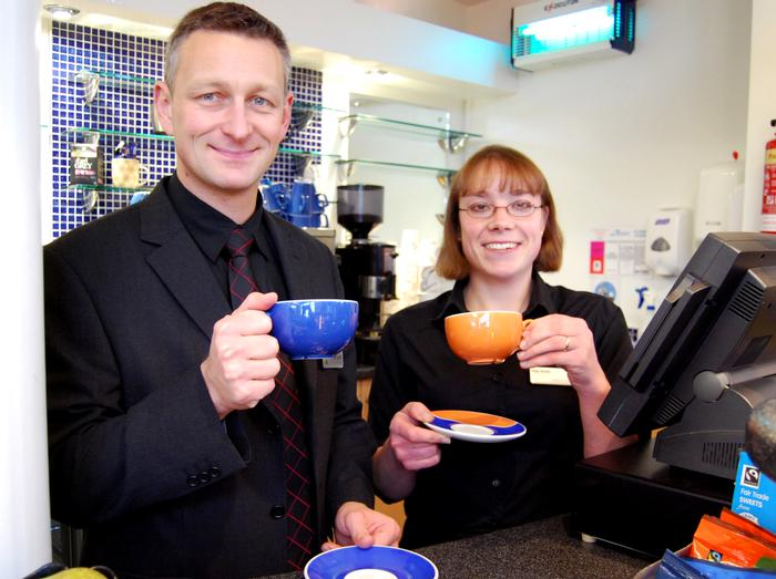 News - Catering Dept shortlisted for national award Harper Adams