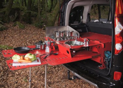 Swiss RoomBox Easy Tech: Modular Camping System | HiConsumption