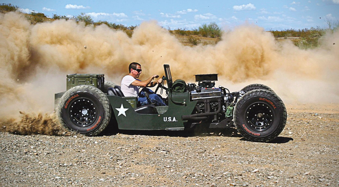 Cj So Cool Car Wallpapers 1945 Willys Jeep Rat Rod Hiconsumption