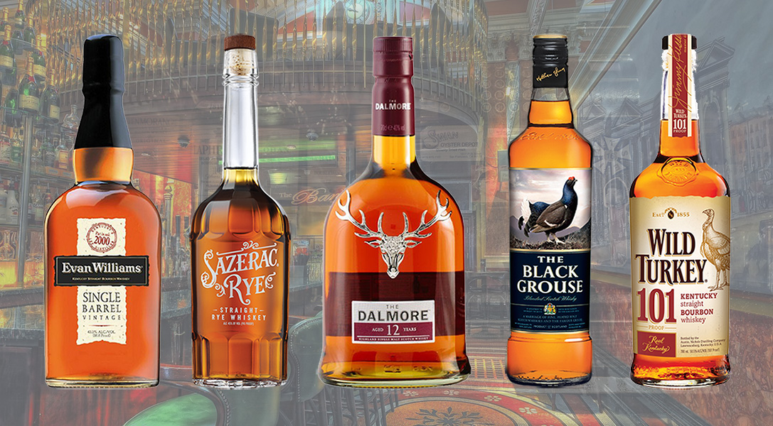 The 9 Best Whiskeys Under 50 Hiconsumption