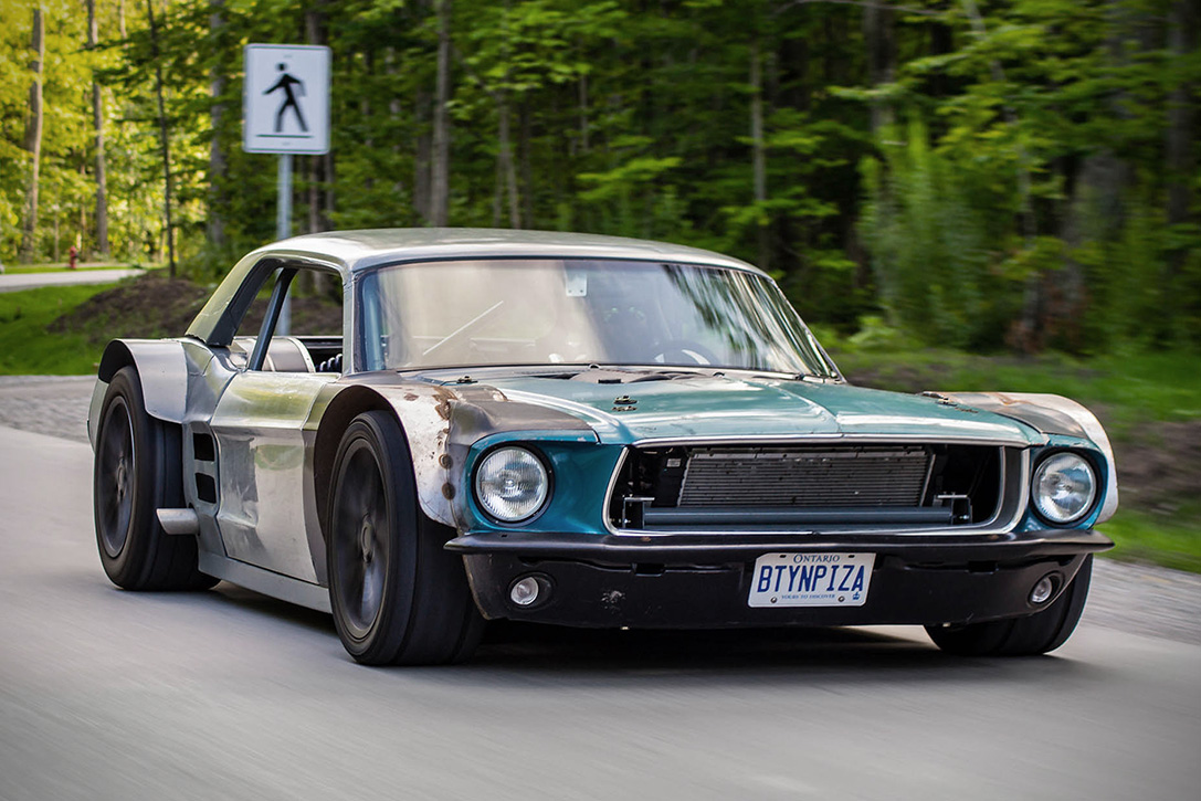 Classic Mustang Car Wallpaper 1967 Ford Mustang Hot Rod Hiconsumption