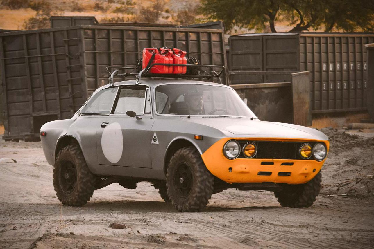 1974 Alfa Romeo Gtv 2000 39survivor39 Hiconsumption