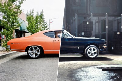 What's The Difference: Pony Car vs. Muscle Car | HiConsumption