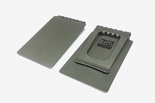Pocket Vaults 12 Best Titanium Wallets Hiconsumption