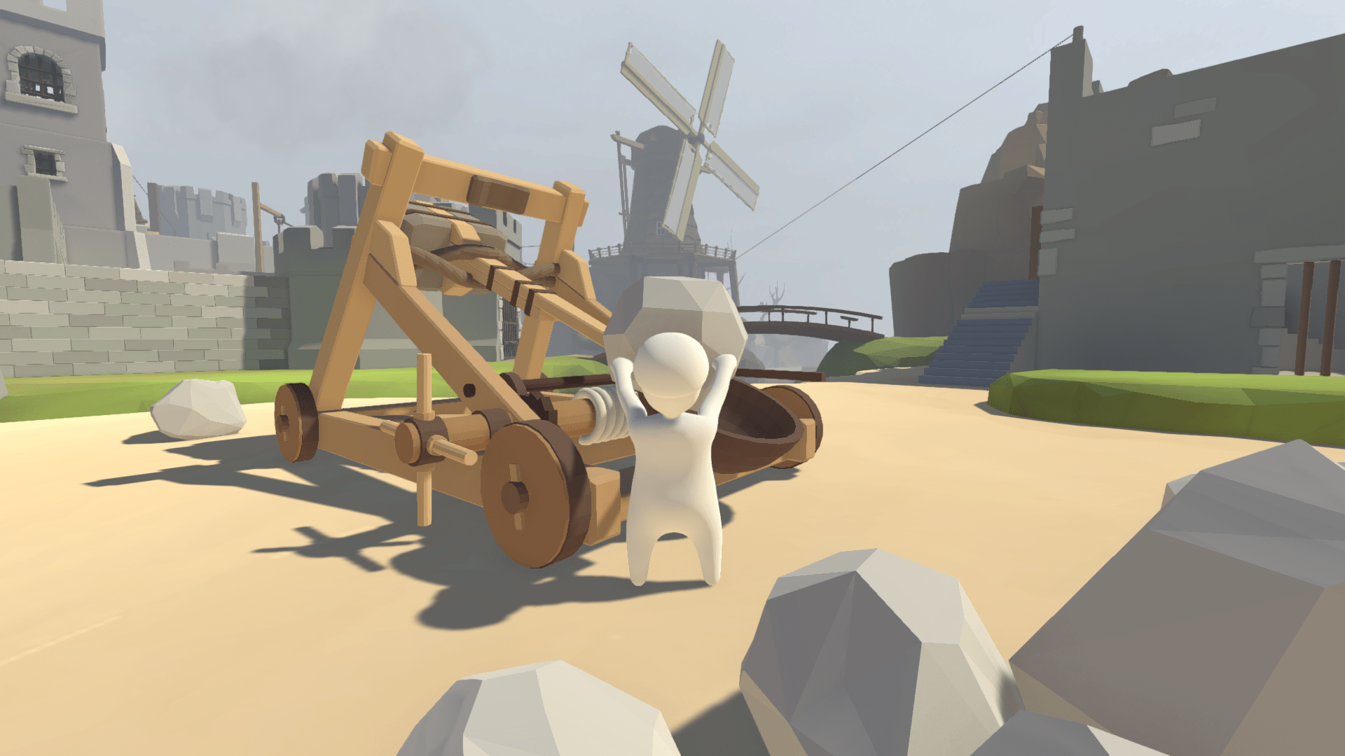 Human Fall Flat Wallpaper Human Fall Flat Pc Review High Def Digest