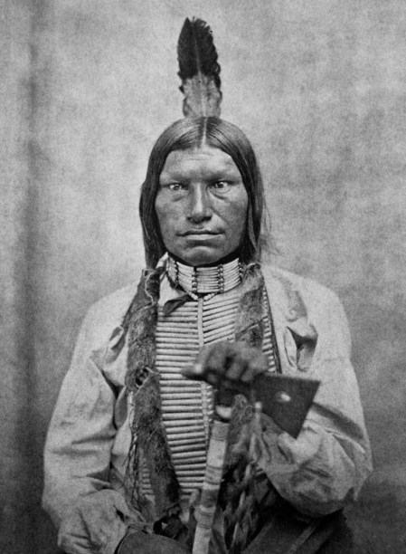 Sioux Tribe Chief