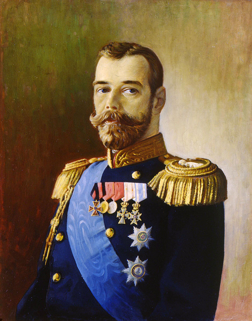 Nicholas Ii The Russian Revolution, Through American Eyes - History In