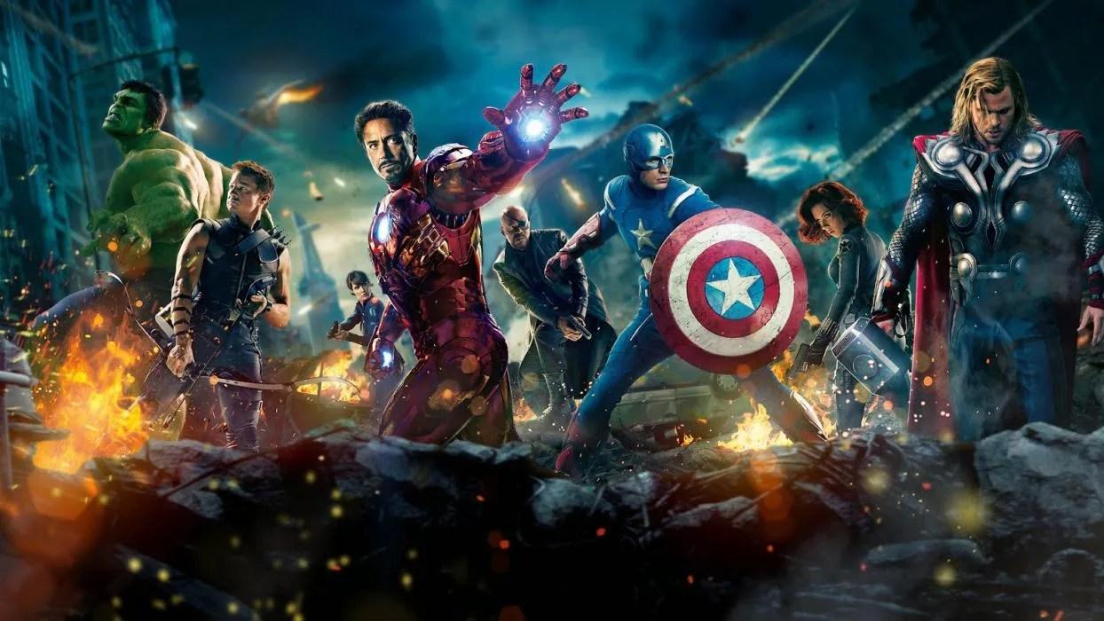 A To Z 3d Name Wallpaper Los Mejores Juegos De Marvel Avengers Los Vengadores