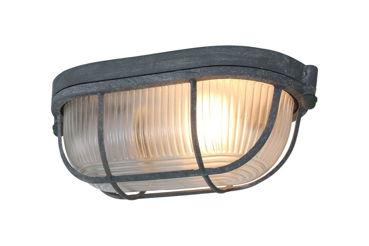 Leuchte Industriedesign Industriedesign Lampe Aus Metall Im Used Look [holzpiloten]